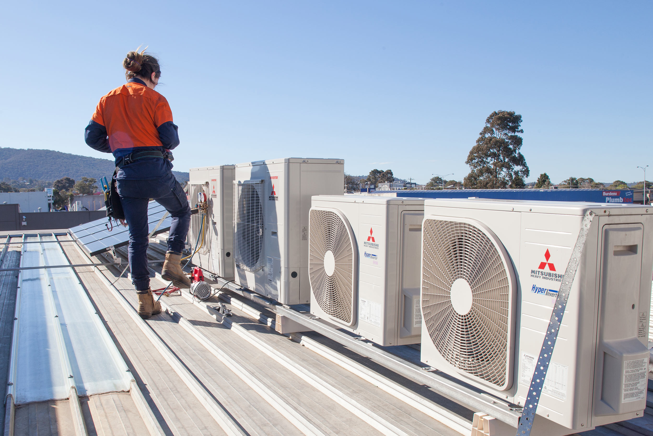 Air Conditioning Installation Melbourne Install Split